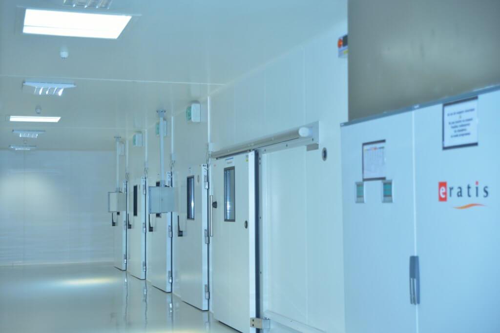 Chambres de tests thermiques du laboratoire Ater Métrologie