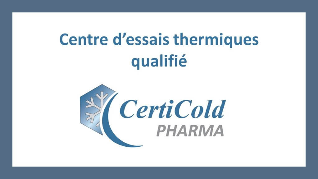 Ater Metrologie est un laboratoire qualifié Certicold Pharma.