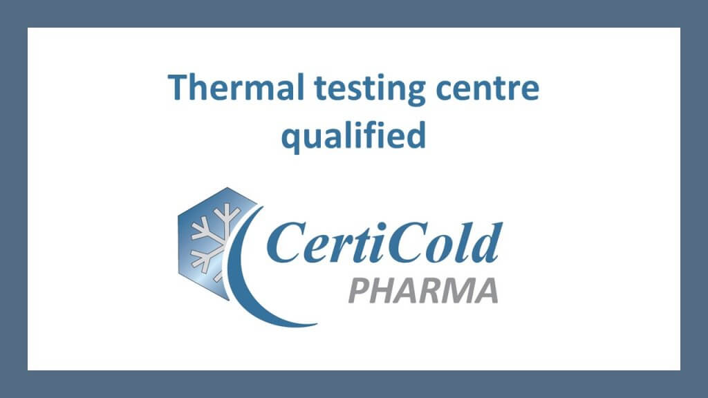 Certicold Pharma qualified testing centre