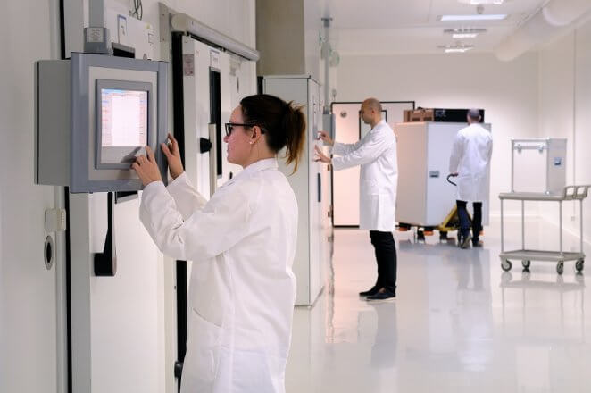 tests thermiques, Certicold Pharma